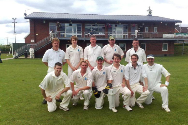 Cricket Team 2009