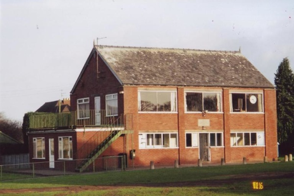 Previous Clubhouse